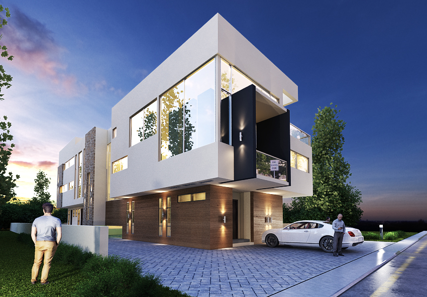 B5 House 3